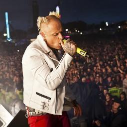 Концерт «The Prodigy» в Москве 2015
