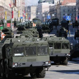 Парад Победы 2016 в Москве