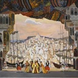 Выставка «Левенталь. Сцена и живопись»