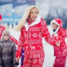 Открытие зимнего сезона в Филевском парке