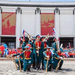 День флага в Музее Победы 2019