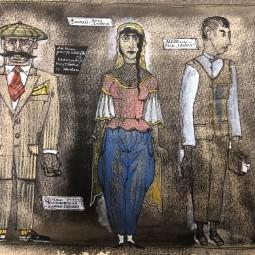 Выставка «Эдуард Путерброт. Художник и театр»