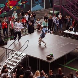 Фестиваль уличной культуры «Urban Fest» 2019
