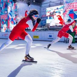 Спортивный фестиваль «Московские молнии» 2021