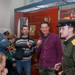 Акция «Ночь музеев» в Музее Победы 2020