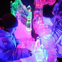 Новогодний фестиваль «Ледовая Москва. В кругу семьи» 2016