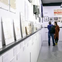 Выставка «Маяковский. Универсальный ответ записочникам»