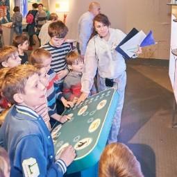 Бесплатные экскурсии в Музее человека «Живые системы»