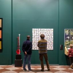Выставка «Пересекая пространство»