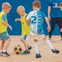 Онлайн-тренировки секции «Дела футбольные»