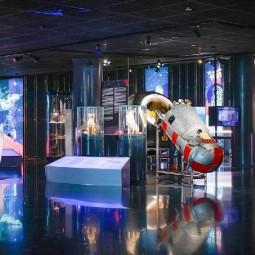 Акция «Ночь музеев» в Музее космонавтики 2020