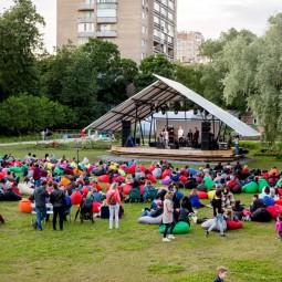 Фестиваль «Джаз — за жаркое лето!» 2017
