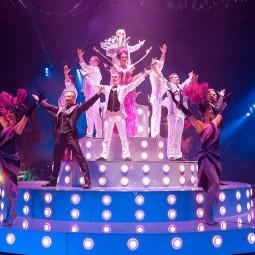Цирковое шоу «И100РИЯ»