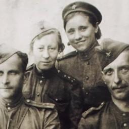 Выставка «Бессмертный полк российских генетиков»