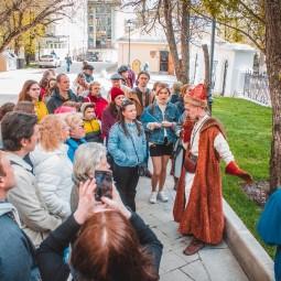 Бесплатные экскурсии на фестивале «Времена и эпохи» 2018