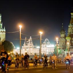 Ночной велофестиваль 2019