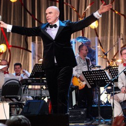 Концерт Сергея Мазаева с оркестром 2021
