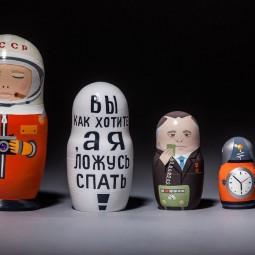 Выставка «Космос – не игрушки»