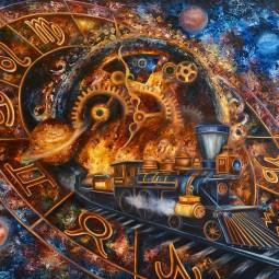 Выставка «Зачарованный мир. Метаморфозы»
