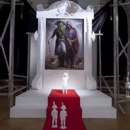 Выставка «Призрак – рыЦАРЬ»