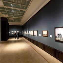 Выставка «Константин Истомин. Цвет в окне»