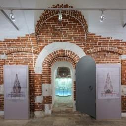 Выставка «Тайны церкви Вознесения»