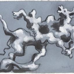 Выставка «Жак Липшиц (1891-1973). Ретроспектива»