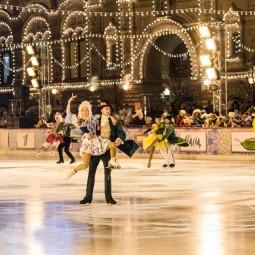 Ледовые шоу на ГУМ-катке 2018/19