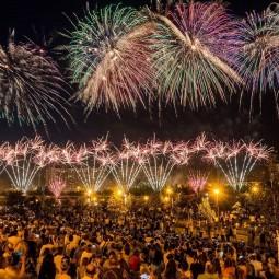 Международный фестиваль фейерверков «Ростех» 2019