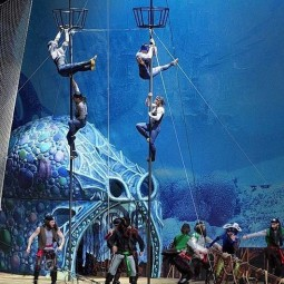 Цирковое шоу «Пираты и затерянный остров» 2019/2020