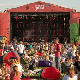 Фестиваль «Усадьба Jazz» 2019