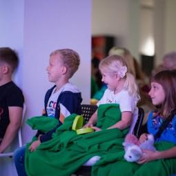 Музыкально-литературный цикл для детей «Сказки с квартетом» 2020