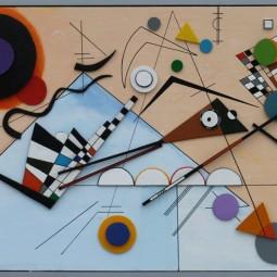 Выставка «Василий Кандинский 3D»