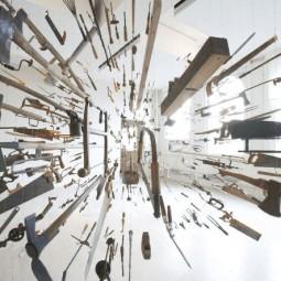 Проект Дамиана Ортеги «Современный сад»