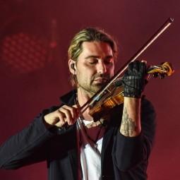 Концерт David Garrett 2021