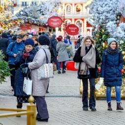 Бесплатные экскурсии на фестивале «Путешествие в Рождество» 2019/20