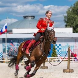 Московский фестиваль конного искусства и спорта 2017