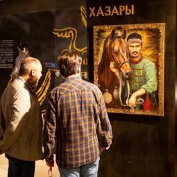 Выставка «Культурный мост: из прошлого в настоящее»