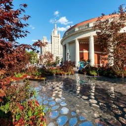 Бесплатные экскурсии по садам фестиваля «Цветочный джем» 2019