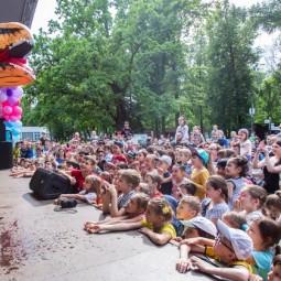 День археологии в Перовском парке 2019
