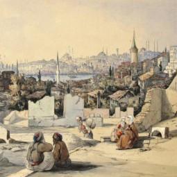 Выставка «Пламень и нега Востока»