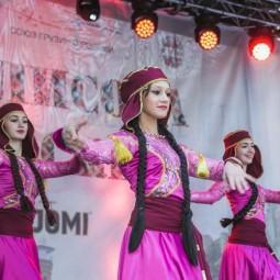 Грузинский праздник «Тбилисоба в Москве» 2017