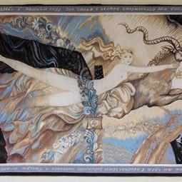 Выставка одного шедевра. Гобелен «Единорог»
