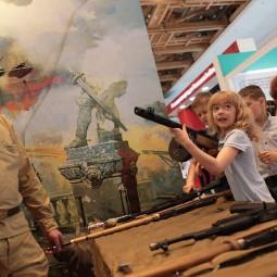 День оружейника в Музее Победы 2019