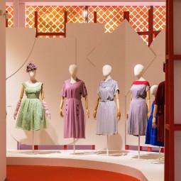 Выставка «ВДНХ в моде. 1939–2019»