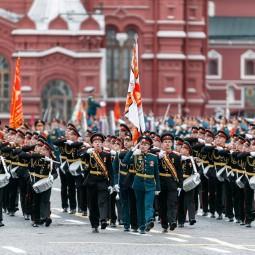 Парад Победы 2018 в Москве