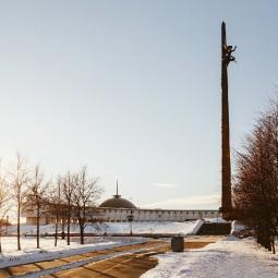 250-летие Крылова в Парке Победы