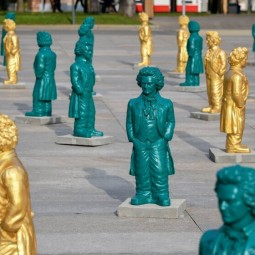 Выставка «Людвиг ван Бетховен — Ода «К радости»