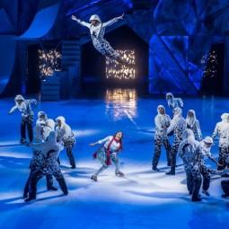 Шоу Cirque du Soleil на льду «Crystal» 2019