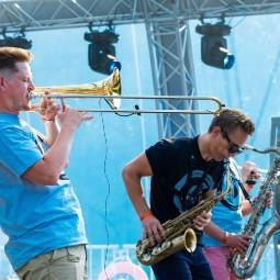 Фестиваль духовых оркестров на ВДНХ 2018
